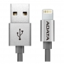 ADATA Lightning Cable 100cm Aluminum (Titanium Color)