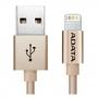ADATA Lightning Cable 100cm Aluminum (Gold Color)