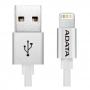 ADATA Lightning Cable 100cm Aluminum (Silver Color)
